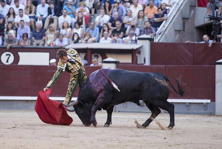 Madrid, oreja de ley